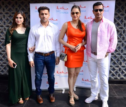 sakina-abdi-ali-reza-abdi-eesha-koppikar-and-timmy-narang-are-all-smiles-at-the-launch-event-of-sheesha-sky-lounge
